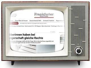 Minijobberinnen haben bei Schwangerschaft gleiche Rechte - Frankfurter Neue Presse