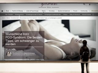 Wunschkind trotz PCO-Syndrom: Die besten Tipps, um schwanger zu werden - gofeminin.de