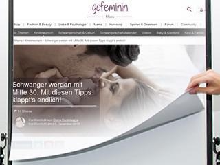 Schwanger werden mit Mitte 30: Mit diesen Tipps klappt's! - gofeminin.de