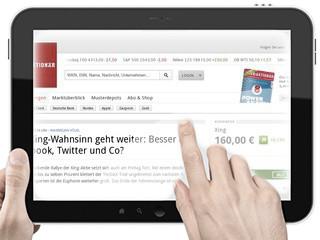 Der Xing-Wahnsinn geht weiter: Besser als Facebook, Twitter und Co? - Der Aktionär